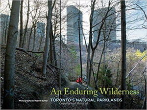 Enduring Wilderness Book Cover by Robert Burley