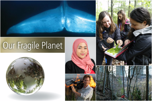 Our Fragile Planet Fall 2017